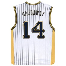 Reebok Indiana Pacers Customized Replica Home Jersey