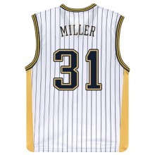 Reebok Indiana Pacers Customized Home Replica Jersey