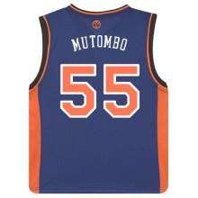 the latest 26c86 c030b dikembe mutombo knicks jersey
